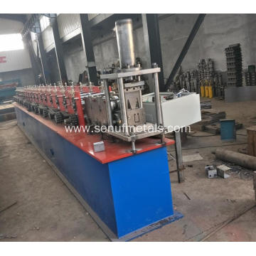 Steel frame u channel metal stamping machine